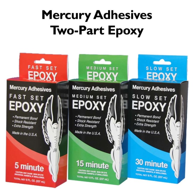 twopart epoxy 8oz